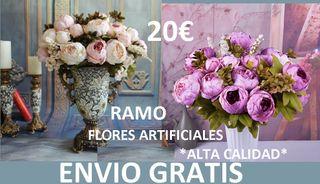 RAMO FLORES ARTIFICIALES ALTA CALIDAD
