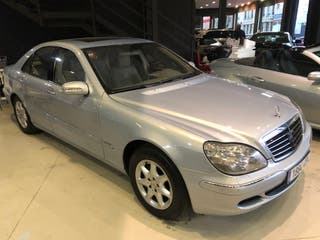 Mercedes-Benz Clase S500 limusina