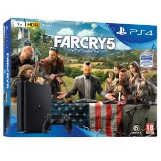 Pack PS4 FarCry 5 (Nuevo)