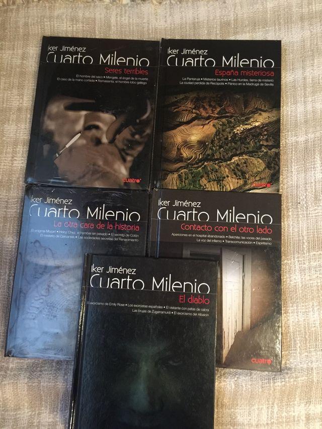 Libro más dvd cuarto milenio de segunda mano por 15 € en Toledo en ...