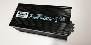 Transformador inverter 24vc a 220vac