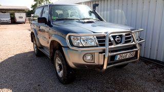 Nissan Patrol gr 2003