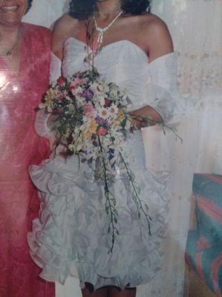 Vestido novia PRONOVIAS 40