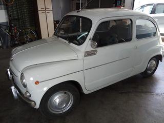 SEAT 600 1963