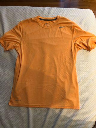 Camiseta nike licra