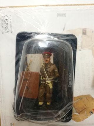 Soldado. Cabo, Policía Militar Británica, 1951