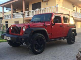 Jeep Wrangler rubicon 2.8 CRD 177cv