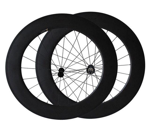 Carbon fiber wheel - 88mm