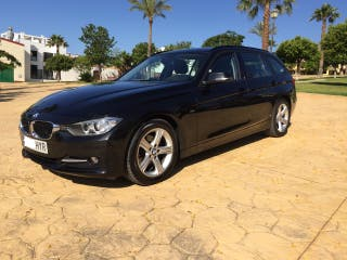 BMW 318D TOURING ESSENTIAL PLUS EDITION 2014
