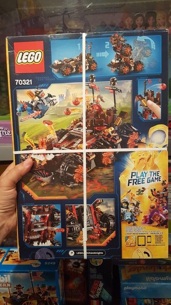 Lego 70321 Lego Nexo Knights