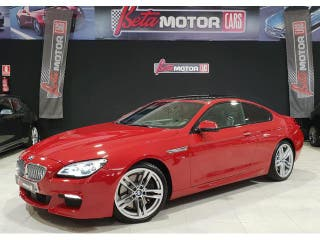 BMW Serie 6 650i xDrive Coupe 300 kW (407 CV)