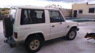 Mitsubishi Montero 1991 2.5 turbo diesel