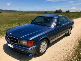 Mercedes Benz 560SEC 1987