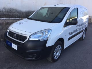Peugeot Partner ELECTRICO