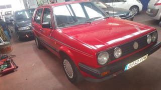 golf mk2 impecable
