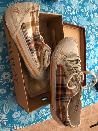 Zapatillas replay