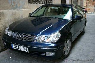 Lexus GS300 222cv Aut. Año 2000