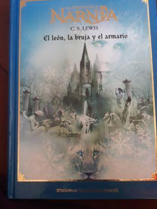Libro nuevo LAS CRÓNICAS DE NARNIA