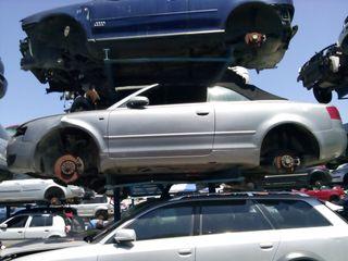 despiece A4 cabrio