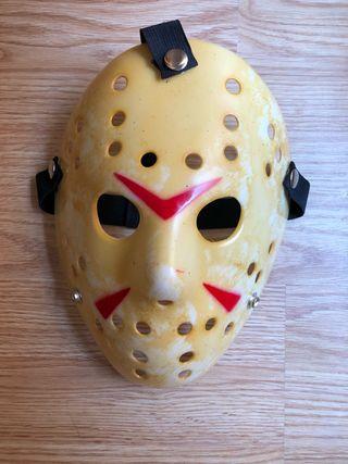 Máscara disfraz de Jason