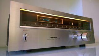 Pioneer TX-608 Sintonizador AM/FM Vintage