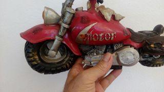 moto hucha