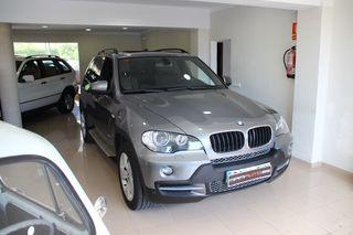 BMW X5 2007 3.0cc diesel 235 cv 7 plazas