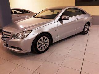 MERCEDES-BENZ Clase E Coupe E 220 CDI BlueEfficiency Avantgarde Coupe