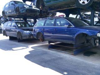 despiece Volkswagen Passat ranchera