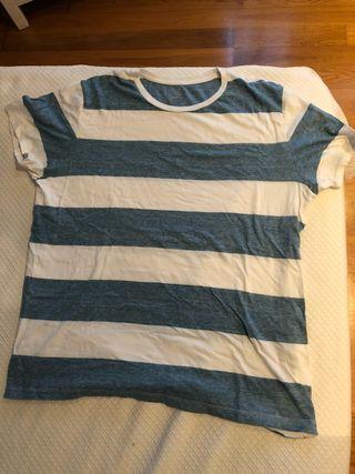 Camiseta rayas M