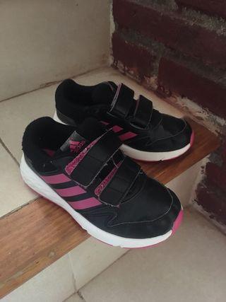 best sneakers b5099 6446f Zapatillas adidas niña