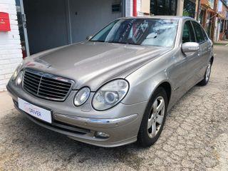 Mercedes Clase E 320 CDi en excelente estado