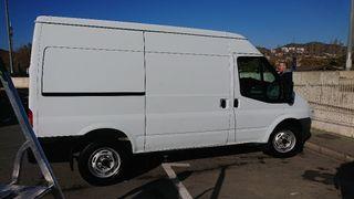 furgoneta Ford Transit 2012