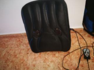 Cojin masajeador con inflarrojos