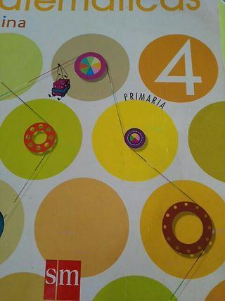 matematicas 4° primaria proyecto tirolina