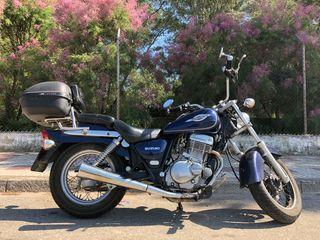 Moto Susuki Marauder 250cc