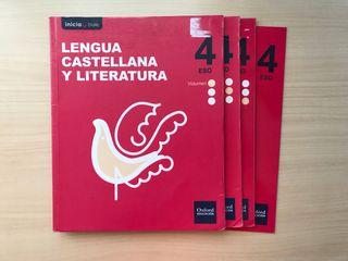 Libro Castellano 4 ESO