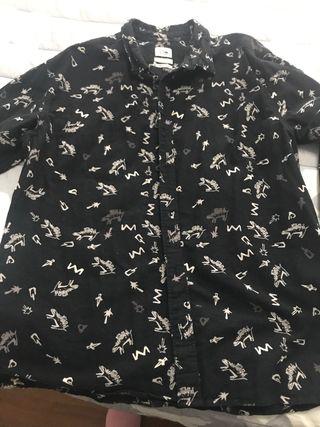 Camisa quicksilver talla 16