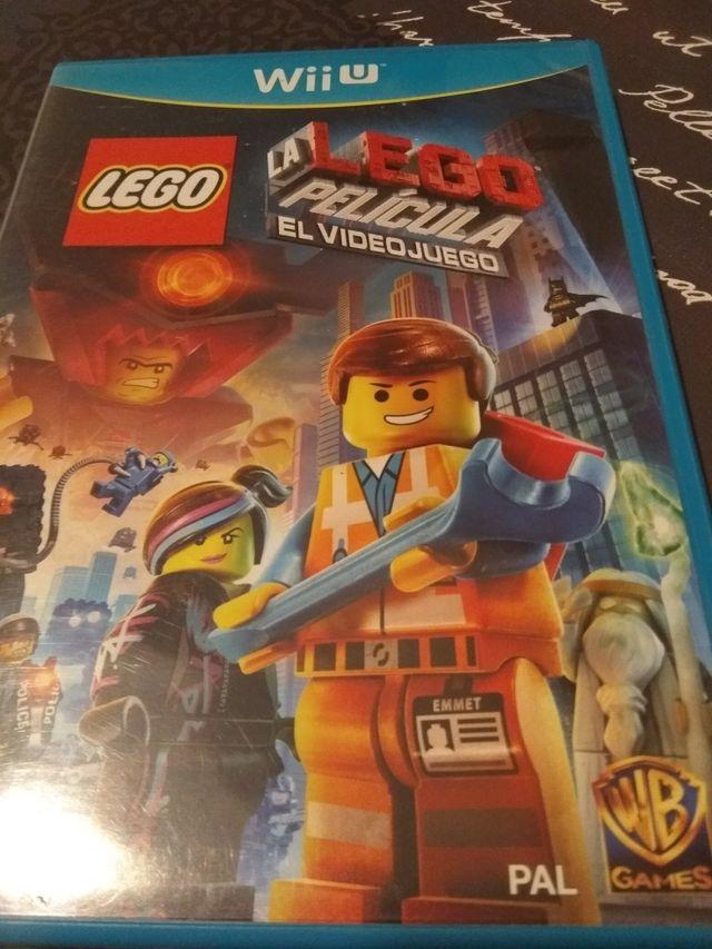 Juego Para Wiiu Lego La Pelicula De Segunda Mano Por 5 En
