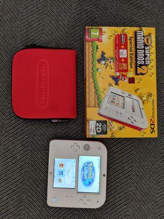 Nintendo 2DS como nueva