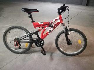 Bicicleta de 8 a 12 años