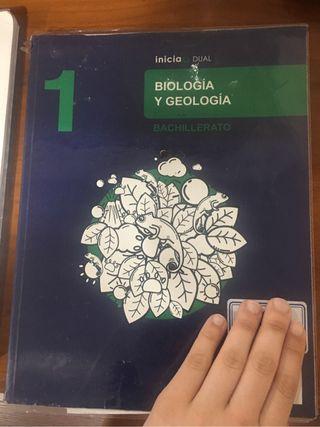 Libro biologia y geologia 1bac