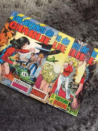 Comics Los Angeles de Charlie