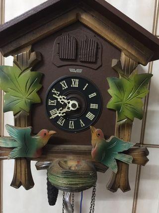 Reloj de cuco aleman