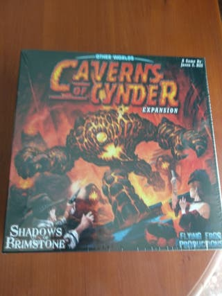 shadows of brimstone exp cavers of cynder