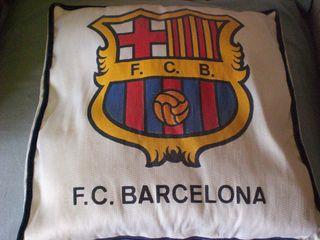 cojin Barça