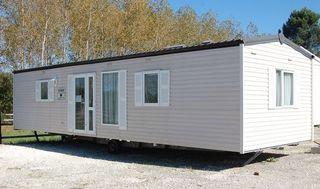 Mobile home 11x3,80 m 2 hab 2 baños segunda mano  España