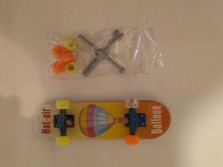 Finger skate / Mini skate