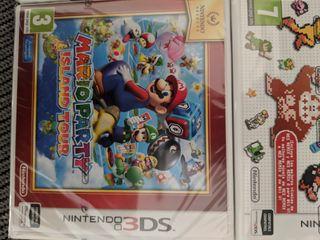 Mario Patty Island Tour para 2DS y 3DS