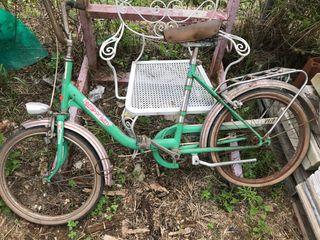 Bocicleta antigua